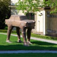 10 Bizzare Sculptures by David Cerny