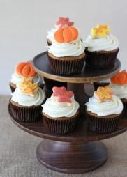 Pumpkin-maple-cupcakes