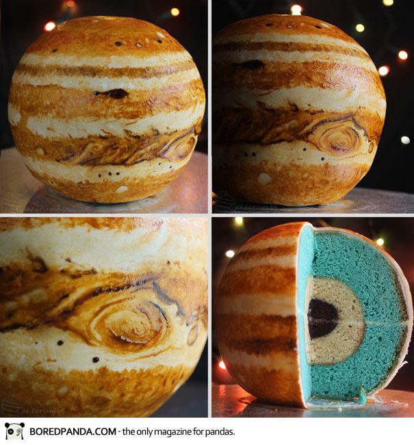 planet jupiter cake - photo #23