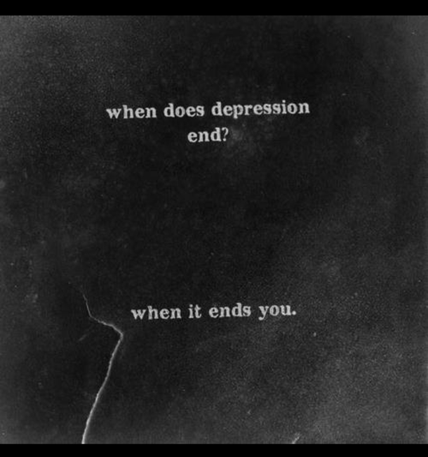 Sad Quotes About Depression: Cindy's On Interesting