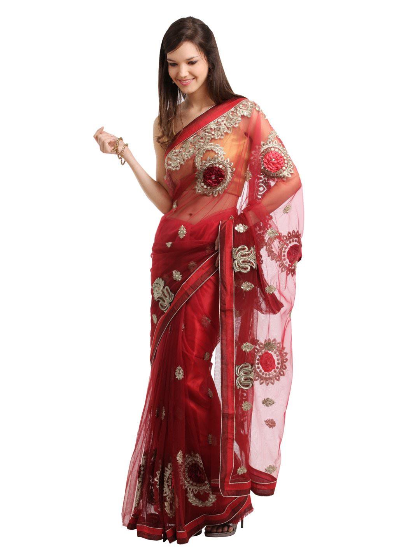 sari indian saree india dresses desi clothes lady saris mom types gift asian sarees wear yards womans garment length